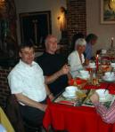 Ian, Julian, Marion and Hans