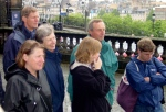 Peter, Joy, Jean; Jan A, Marjo; Etienne