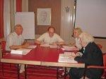 'Sweatshop' - Fred, Jan, Angela and Maria