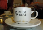 Tea Room cup and saucer