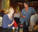 Wendie and Paulien